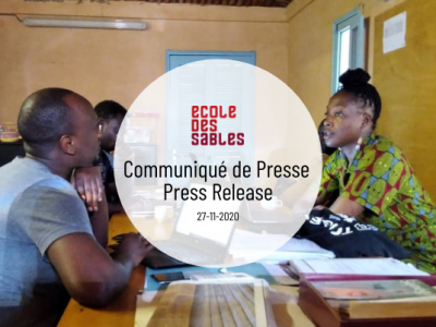 Ecole des Sables creates the future with a New Generation – The transmission