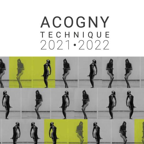 AcognyTechnique cover