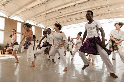 Dance Afrique | Experimental Flow - Da Silvio Bizenga-3