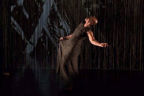 Germaine Acogny - A un endroit un debut 2015